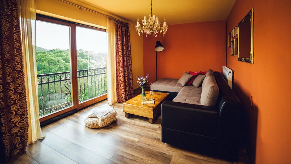 Kuća za odmor - dnevna soba 1