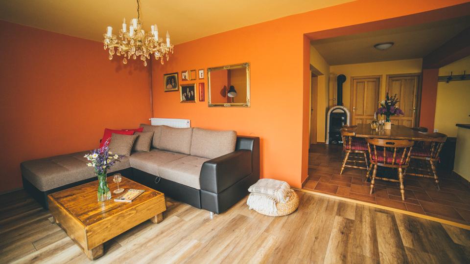 Kuća za odmor - dnevna soba 2
