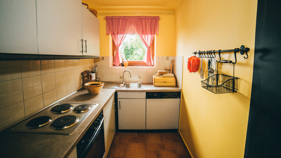 Kuća za odmor - kuhinja