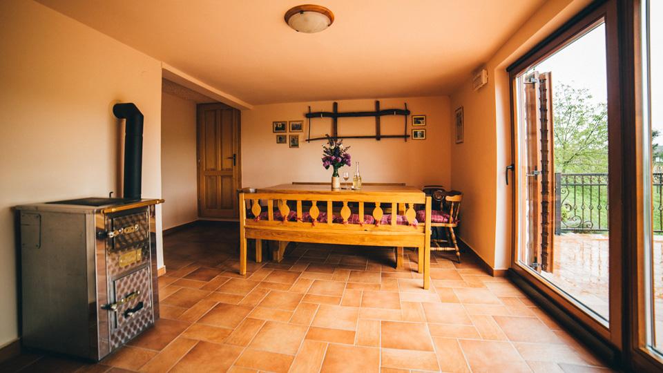 Kuća za odmor - kušaonica 1