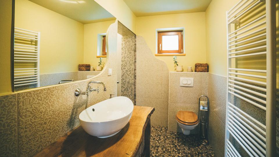 Kuća za odmor - kupaonica 2