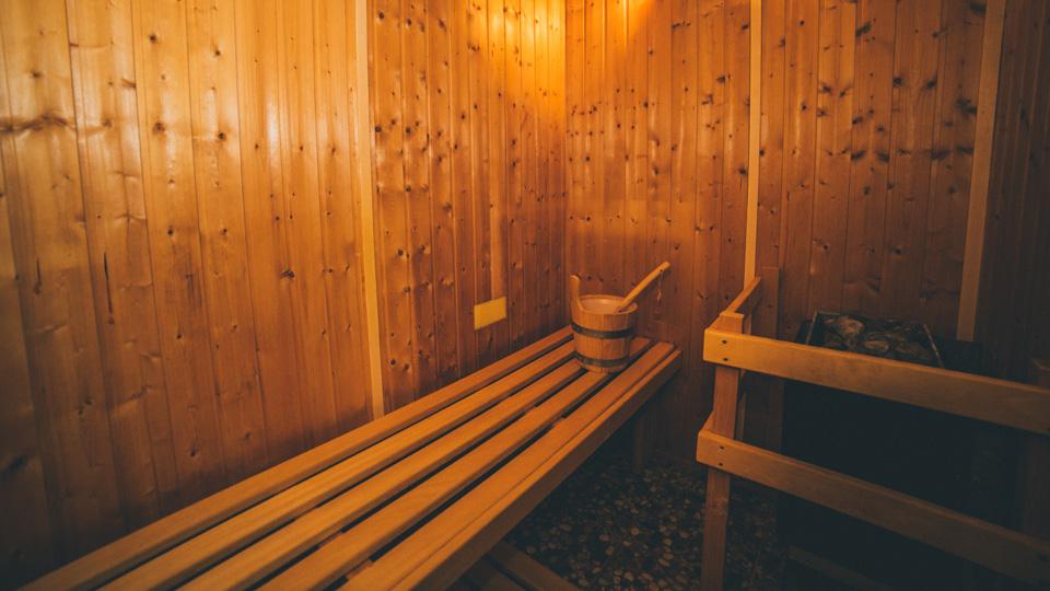 Kuća za odmor - sauna