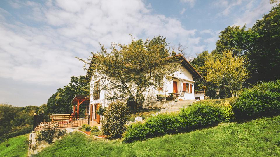 Medimurski ceker lokacija Kuća za odmor